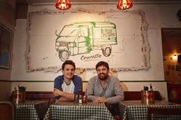 GEMMA BELL AND COMPANY PIZZA PILGRIMS SHOREDITCH news image