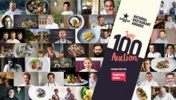 GEMMA BELL AND COMPANY National Restaurant Awards Auction news image