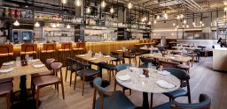 GEMMA BELL AND COMPANY CAFE MURANO BERMONDSEY RE-OPENS news image