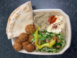 GEMMA BELL AND COMPANY IMAD'S FALAFEL BAR news image