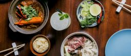 GEMMA BELL AND COMPANY ELEPHANT CROCODILE MONKEY'S NEW MODERN ASIAN MENU news image