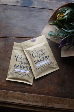 GEMMA BELL AND COMPANY PUMP STREET BAKERY'S CHOCOLATE & COFFEE SERIES news image