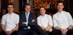 GEMMA BELL AND COMPANY DINNER BY HESTON BLUMENTHAL - 2020 AT A GLANCE news image