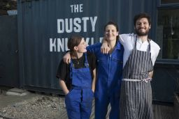 GEMMA BELL AND COMPANY CULT BAKER THE DUSTY KNUCKLE OPENS SECOND SITE news image