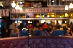 GEMMA BELL AND COMPANY CELEBRATE 4TH JULY AT RED ROOSTER SHOREDITCH news image