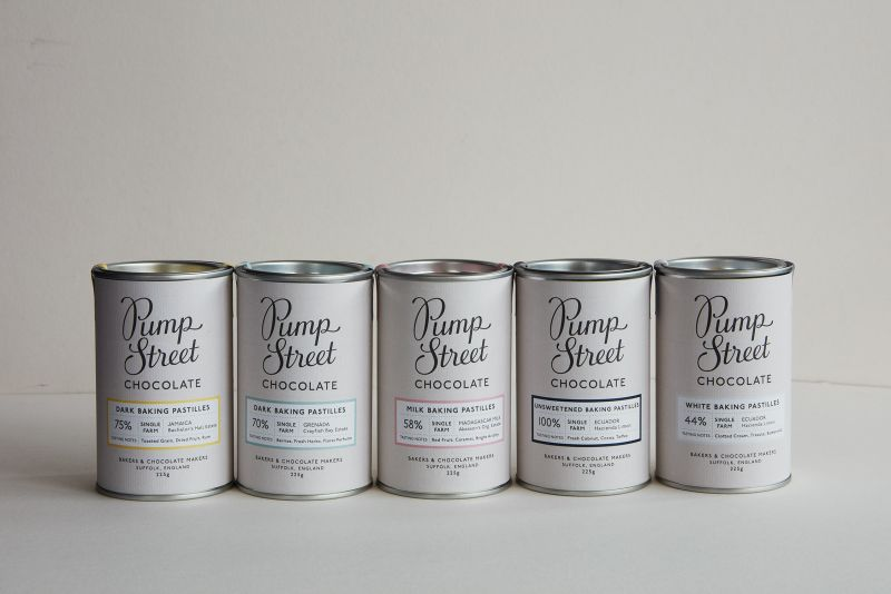 Gemma Bell And Company News Pump Street New Baking Tins